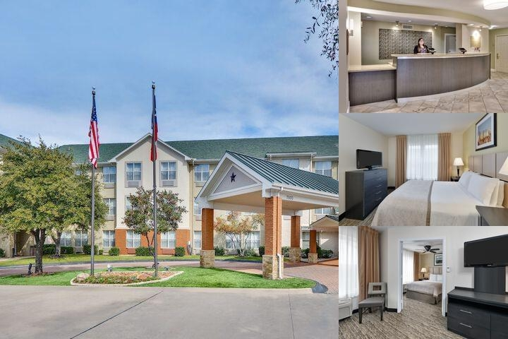 Candlewood Suites Market Center photo collage
