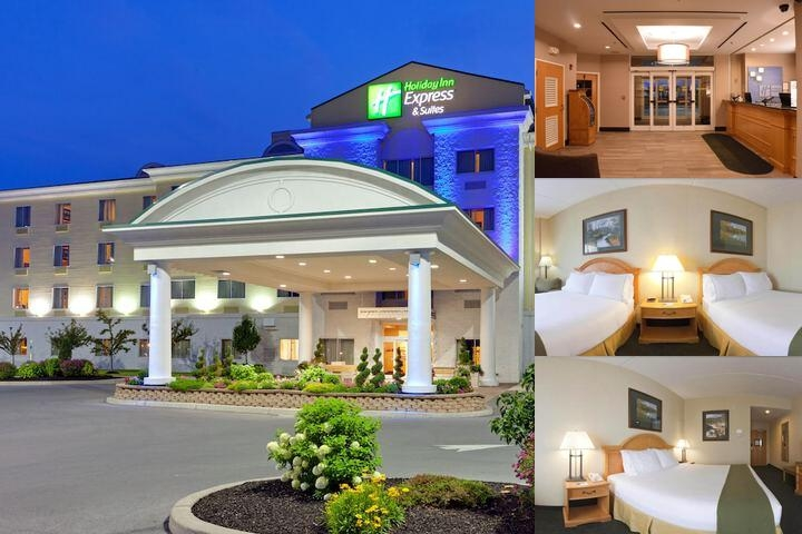Holiday Inn Express Hotel & Suites Watertown Thousand Island photo collage
