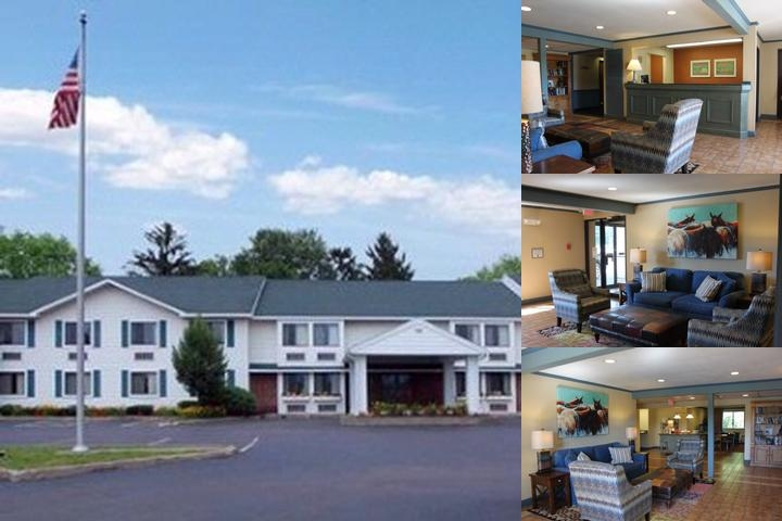 Quality Inn Cortland photo collage