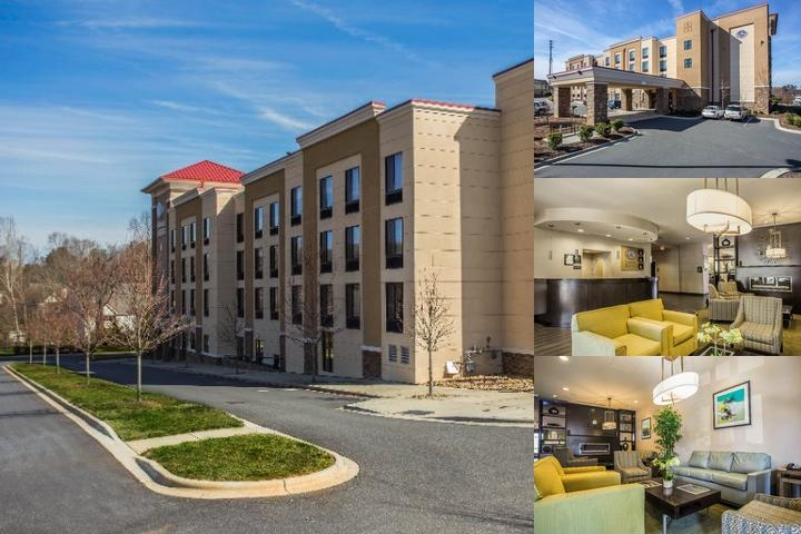 Comfort Suites Huntersville / Lake Norman photo collage