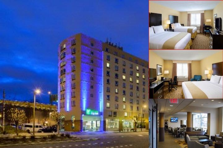 Holiday Inn Express Philadelphia Penns Landing photo collage