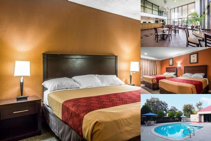 Econo Lodge Ontario Airport photo collage