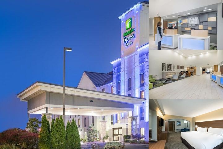 Holiday Inn Express Hotel & Suites Louisville East photo collage