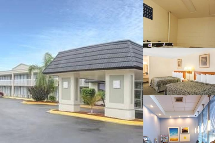 Days Inn Titusville photo collage
