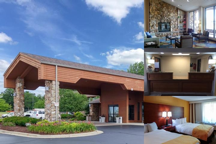 Country Inn & Suites by Carlson Mishawaka In photo collage