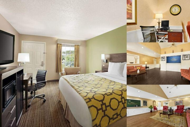 Baymont Inn & Suites Kingsland photo collage