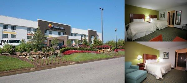 Comfort Inn Louisville South photo collage