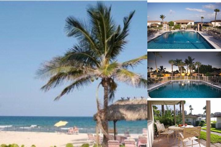Royal Flamingo Villas photo collage