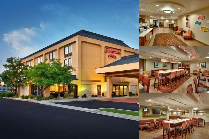 Hampton Inn Salt Lake City / Sandy photo collage