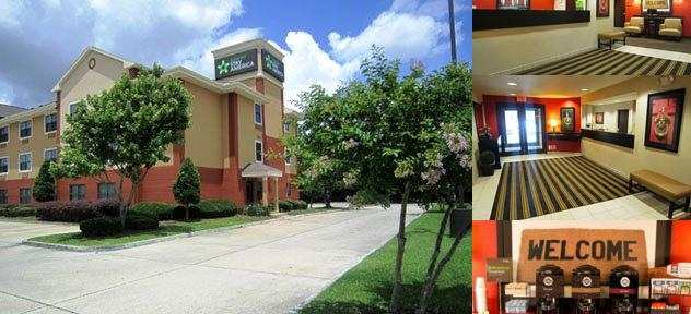 Extended Stay America New Orleans Airport Photo Collage