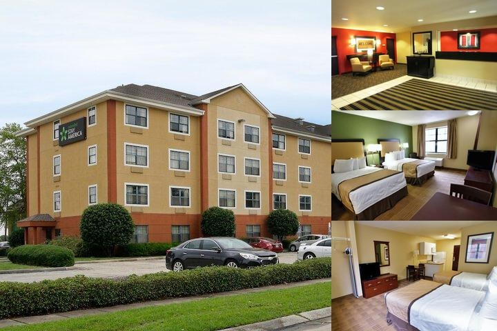 Extended Stay America New Orleans Metairie photo collage
