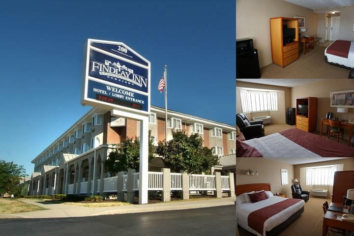 Findlay Inn & Conference Center photo collage