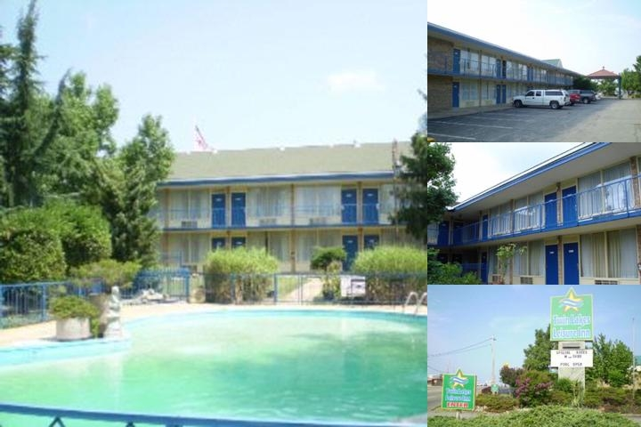 Twin Lakes Leisure Inn photo collage
