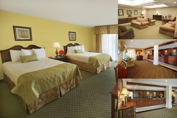 Fredericksburg Hospitality House House Hotel photo collage