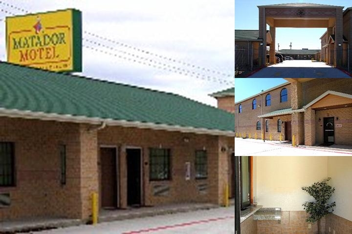 Matador Motel photo collage