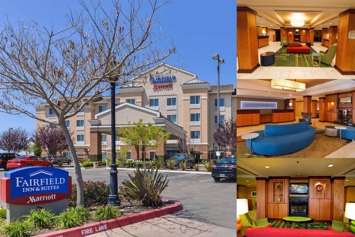 Fairfield Inn & Suites by Marriott Santa Maria photo collage