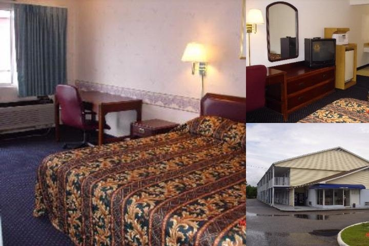 American Inn Fort Jackson photo collage