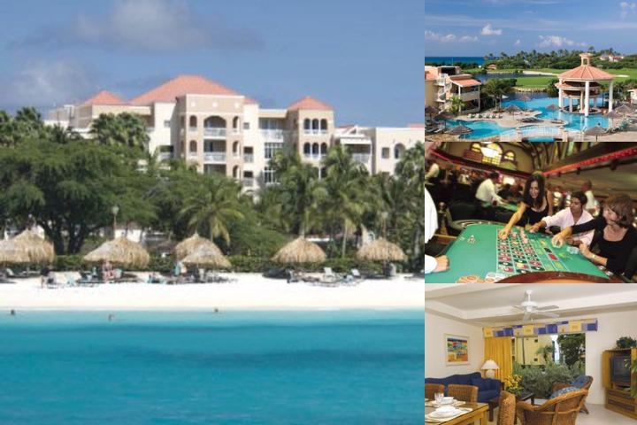 Divi Dutch Village Beach Resort photo collage