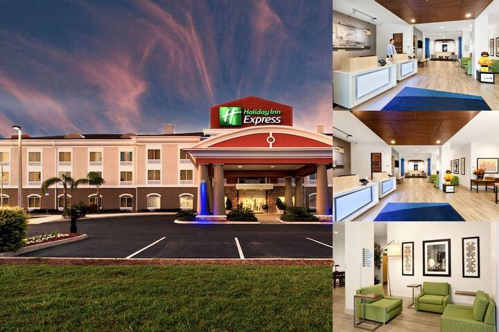 Holiday Inn Express Lake Wales North Winter Haven photo collage
