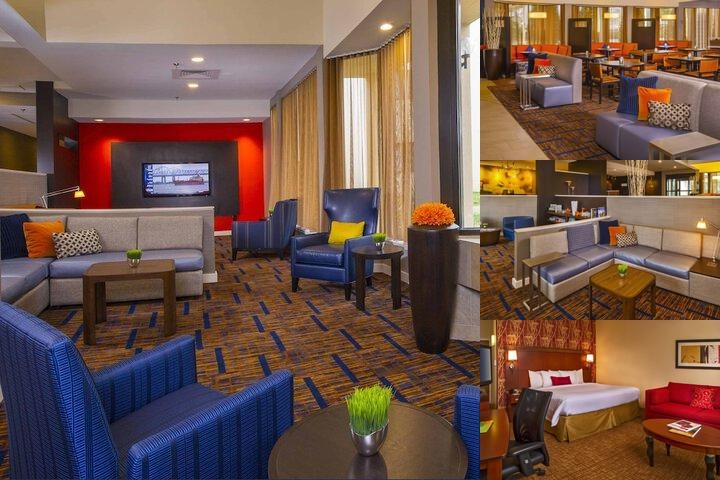 Norfolk Courtyard by Marriott / Virgina Beach photo collage