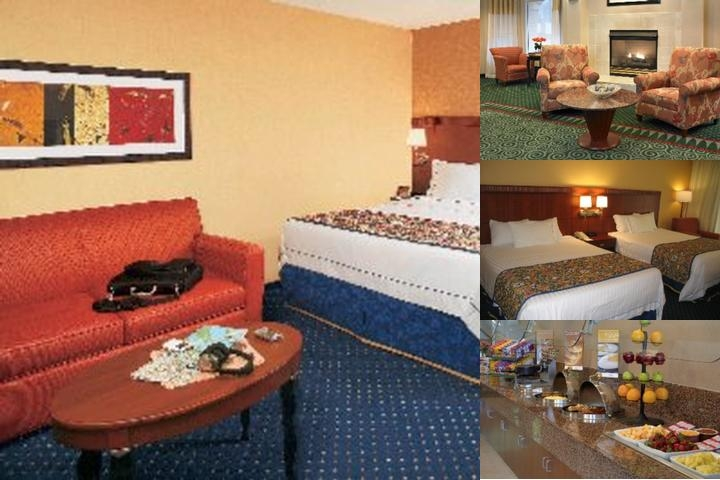 Hampton Courtyard by Marriott photo collage