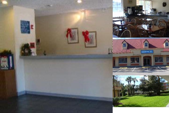 Remington Inn & Suites photo collage