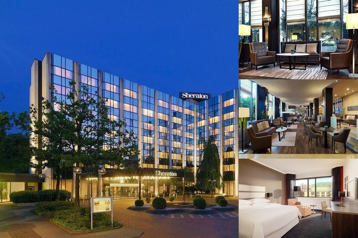 Sheraton Essen Hotel photo collage