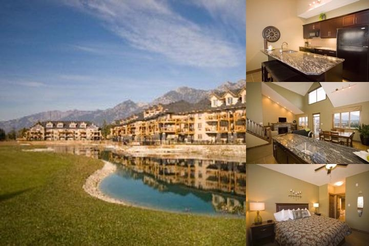 Bighorn Meadows Resort photo collage