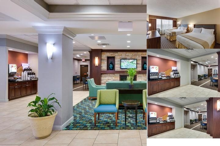 Holiday Inn Express Springfield photo collage