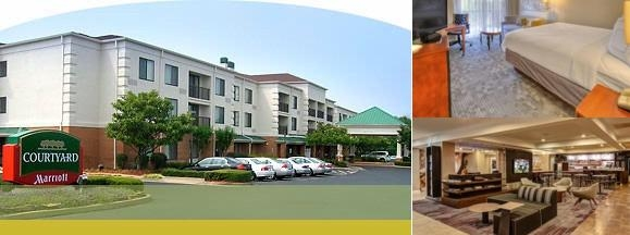 Courtyard by Marriott Germantown photo collage