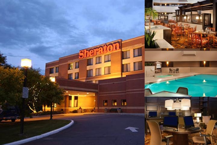 Sheraton Minneapolis West photo collage