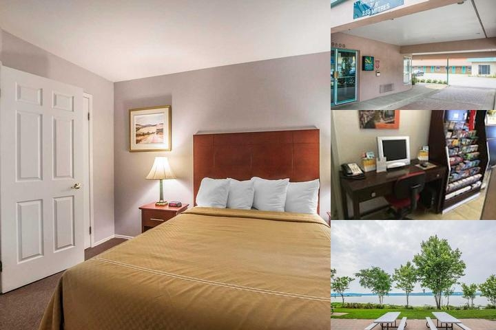 Quality Suites Ste Anne De Bea photo collage