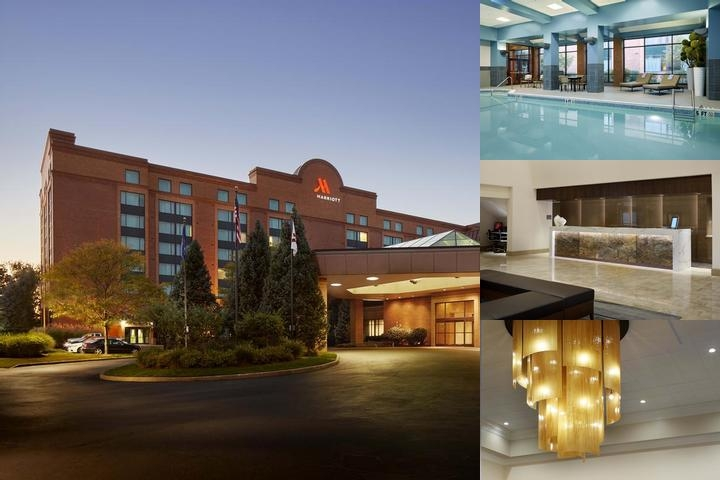 Hartford / Windsor Marriott Airport photo collage