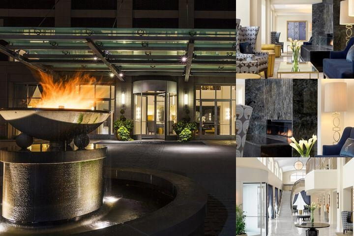 Hotel Blackhawk photo collage