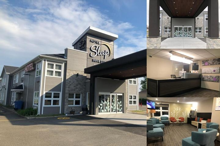 Econo Lodge Quebec City photo collage
