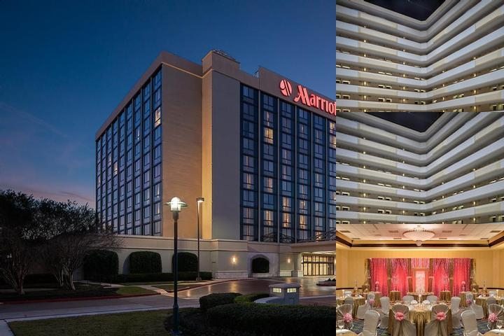 Houston Marriott South at Hobby Airport Hotel Exterior