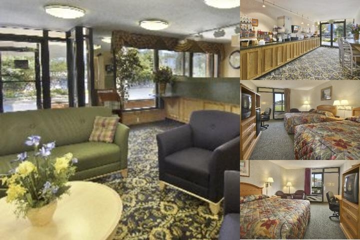 Ramada Perryville photo collage