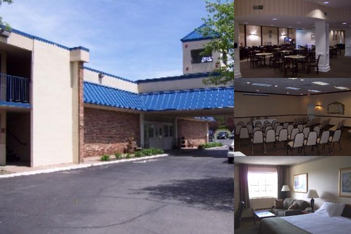 Ramada Inn Albany Airport photo collage