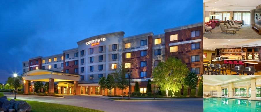 Courtyard by Marriott Gettysburg photo collage