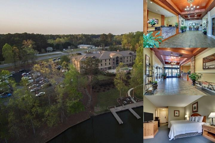 The Lodge on Lake Oconee photo collage