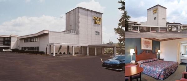 Days Inn Central photo collage