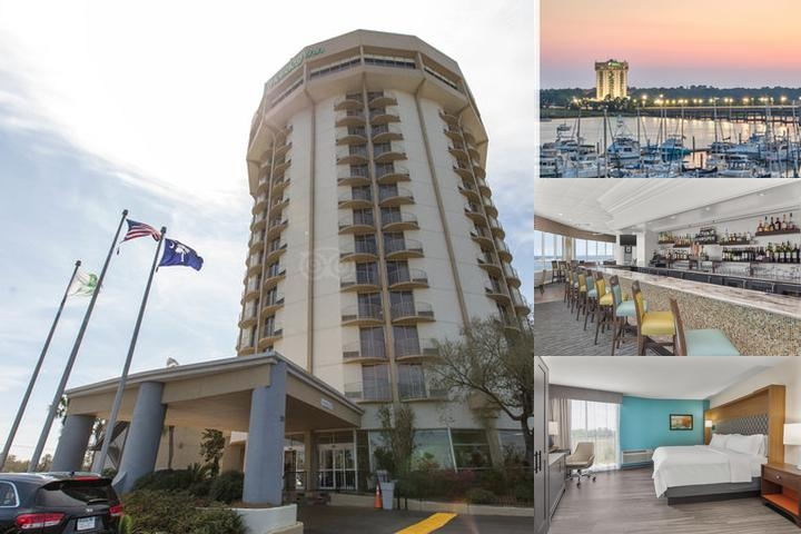Holiday Inn Riverview photo collage
