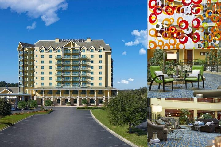 Renaissance Resort at World Golf Village photo collage