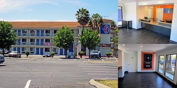 Motel 6 Fairfield / Nappa Valley photo collage
