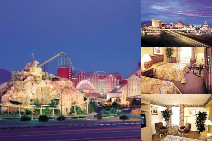 Buffalo Bill's Resort & Casino photo collage