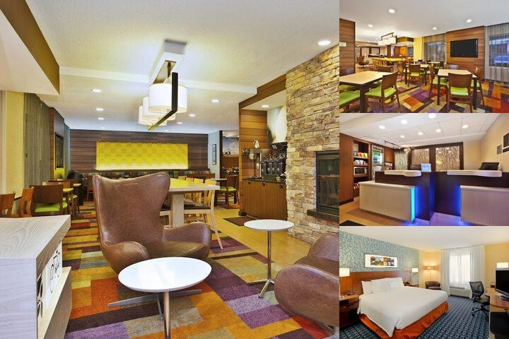 Fairfield Inn & Suites Chicago Southeast photo collage