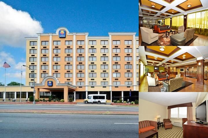 Quality Inn & Suites Dc photo collage