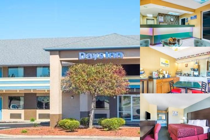 Days Inn Huber Heights photo collage