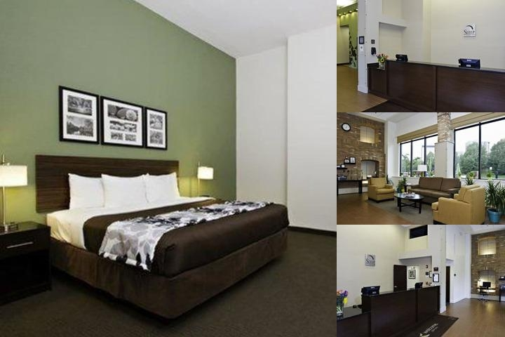 Sleep Inn & Suites Downtown Inner Harbor photo collage