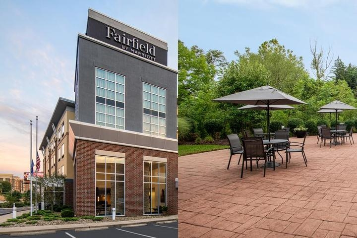 Cambria Suites Racetrack Road photo collage